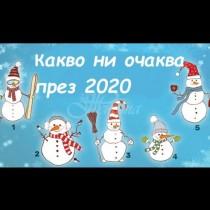 Изберете снежко, за да разберете какво ви очаква през 2020-Само приятни събития, усмивки или повишение на заплатата