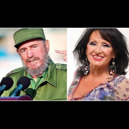 """""""Още не мога да прежаля Фидел"""" - Йорданка Христова разкри за връзката си с кубинския лидер (Снимки):"""