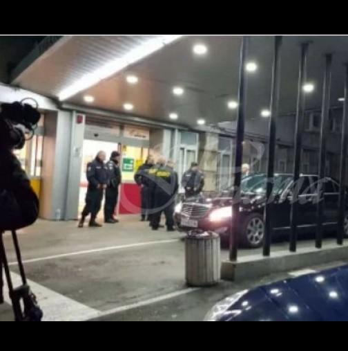 Взрив, евакуация и жертви в Пирогов