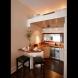Идеи за планиране на малката кухня - 17 фото-примера: