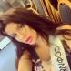 Новата ни Мис България с много снимки от екзотичната си почивка