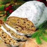 Лесни рецепти за Коледен Щолен - видео