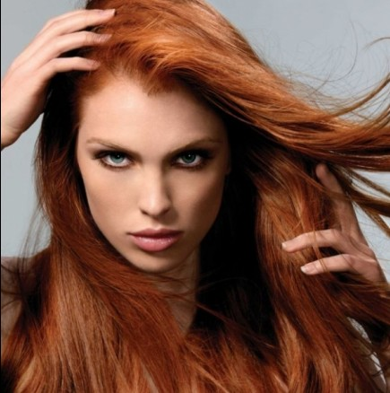 Актуални цветове за коса през зимния сезон