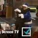 Дядо Коледа разплака десетки хора на летището! Уникално видео!