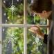 Направете най-красивата украса на прозорците с обикновен сапун!