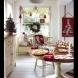 Уютни кухни с коледна украса