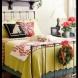22 страхотни спални с коледна декорация