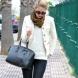 Как да носите бяло през зимата