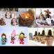20 красиви идеи за украса на дома с шишарки