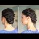 Как да си направим красива и лесна прическа за къдрава коса (видео)