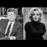 Тайната дъщеря на Мерлин и Джон Кенеди е одрала кожата на Монро! (Снимки + вижте Мерлин като бременна):