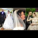 Българските сватби на 2019-та, които ще останат в историята - бляскави, ексцентрични и с неочаквани обрати (Снимки):