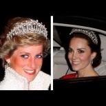 17 пъти, в които Кейт избра да изглежда като Даяна и не сгреши - по-красива отвсякога! (Снимки):