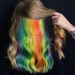 Последният писък в цветовете за коса и техниките за боядисване - 25 разкошни примера (Снимки):