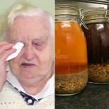 Тинктура за възстановяване на зрението-Помага за лечението на очни заболявания като глаукома, катаракта, късогледство
