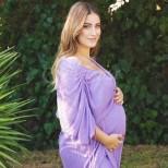 Хазал Кая стана майка за първи път след куп перипетии - честито! Ето как се казва бебчето (Снимки):