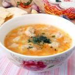 Винаги слагам по 2-3 лъжици в пилешката супа - даже застройка не правя, става гъстичка и идеална на цвят!