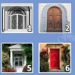 Изберете вратата, която ви привлича и разберете какво ви е подготвила Съдбата през Новата година