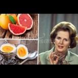 Желязната яйчена диета на Желязната лейди - легендарният режим за отслабване на Маргарет Тачър: