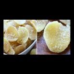 Джинджифилови бонбони само от 3 съставки за висок имунитет, здраво гърло и бързо отслабване