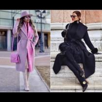 21 женствени идеи как да носиш палто, така че да изглеждаш като истинска кралица тази зима (Снимки):