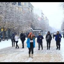 Дежурният синоптик даде актуалната прогноза за времето през следващите дни-Снегът иде!