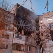 Адски взрив във Варна-Евакуирани са хора, една жена е загинала