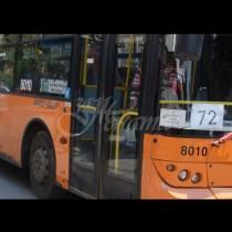 Шофьор на автобус в София зарадва всички и стопли сърцата на пътуващите