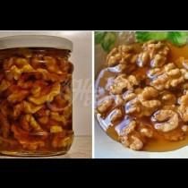 Мед и ядки за укрепване на тялото в студените зимни дни