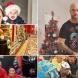 Къде прекарват Коледа родните звезди