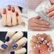 Стилни идеи за впечатляващ Новогодишен дизайн на ноктите