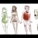 Какви психологически проблеми показва типа фигура при жените-Слаба фигура-били са отхвърляни, форма на пеперуда-унижения човек