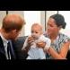 Хари и Меган показаха колко е пораснал малкия Арчи - нови сладурски снимки (Снимки):