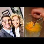С коктейла за отслабване на Катето Евро се вталяват и тя, и Сашо Кадиев - ето тайната им рецепта: