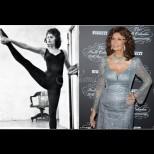 Упражненията на София Лорен за стройна фигура и перфектна форма над 80-те (Снимки):