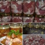 Пробвах една стара домашна рецепта за месо яхния в буркани-Отваряме всеки ден от него-Нямаше нужда да слагаме бурканите в мазето!