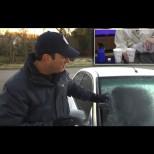 Рецептата на метеоролога против заледяване на колата: и 2 пръста лед да има по стъклото, ще се размрази за секунди!