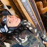 Деси Цонева отмаря в най-скъпарския ски курорт във Франция