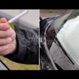 И една цигара може да ви помогне за чисто предно стъкло на колата