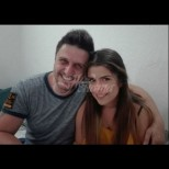 Асен Блатечки се сдоби с кандидат-зет от чужбина - вижте красивата млада двойка (Снимки):