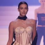 Ирина Шейк събра всички погледи на Седмицата на модата в Париж /СНИМКИ/