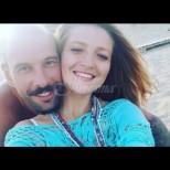 Ето я и красивата бременна съпруга на Дидо от Д2 - Юлия показа сладко бременно коремче (Снимки):