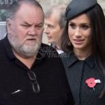 Бащата на Меган Маркъл иска да свидетелства срещу дъщеря си в съда