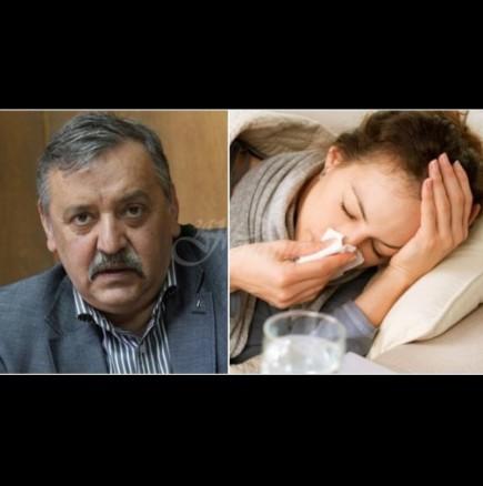 Проф.Кантарджиев: Ето кога се очаква грипът у нас и как да се предпазим за 30 секунди