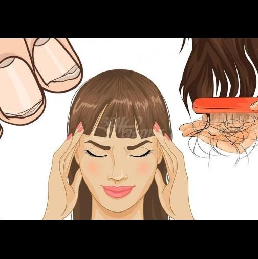 5 предупреждения за хронична витаминна недостатъчност при жените! Ето как да компенсирате дефицита без ВРЕДНИ добавки!
