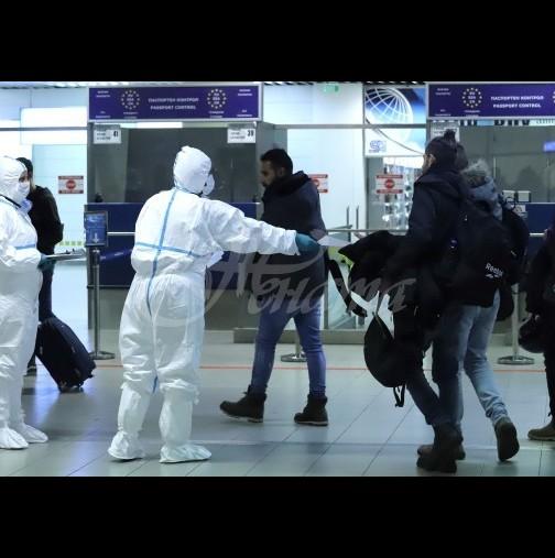 Кацнал от Китай пътник в България предизвика паника на летището, заради температурата си