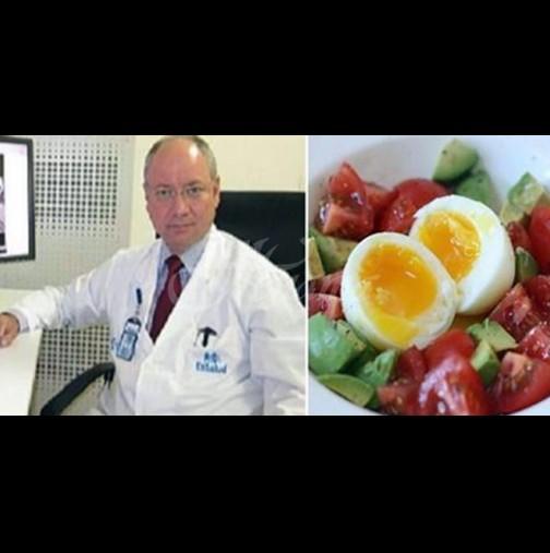 Диетата на кардиолога за бързо отслабване: Топи килограмите ударно, без да товари сърцето. Режим по дни:
