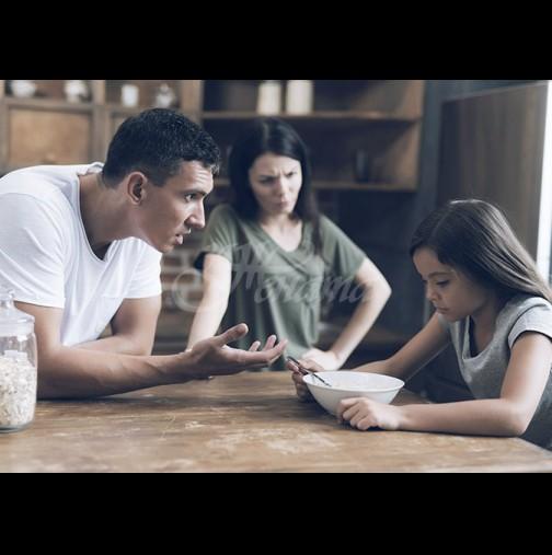 Строги и взискателни родители-Успешни деца-Приятелски и лежерни родители-Неуспешни деца
