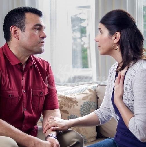 Михаил упрекна жена си, че вече не е красива, а това което Надя му отговори разтърси всички..