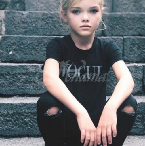 Вълнуващата история на новото най-красиво момиченце, което е било изоставено от родителите си